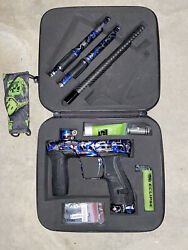 Planet Eclipse Geo Cs2 Paintball Gun Used Once