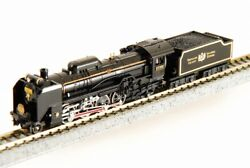 Kato N-scale 2006-3 D51 498 Orient Express'88 Steam Locomotive Made In Japan