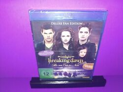 Twilight Breaking Dawn To The End Of The Night Part 2 Blu Ray All Regions New