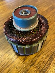 New Vintage Bmw R27 Generator Rotor New Production