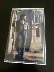 Richard Marx Repeat Offender Cassette Tape 1989excellent Condition Vintage Used