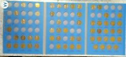 58 Coin Set 1909-1940 Lincoln Wheat Penny Cent - Early Dates Collection 152