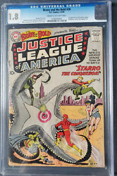 The Brave And The Bold 28 Cgc Graded1.8 First Appearance Of The Justice League