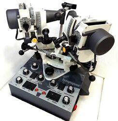 Free Shipping Ophthalmic Synoptophore Stereoscope Strabismus And Amblyopia Unit