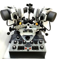 New Synoptophore Stereoscope Strabismus And Amblyopia Unit Free Ship Available
