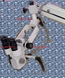 5step Dental Microscope With Accessories And Video Camera Kfw Dental Lab Equipment