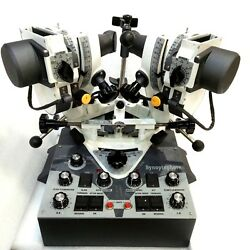 Ophthalmic Synoptophore Stereoscope Strabismus And Amblyopia Unit Optometry