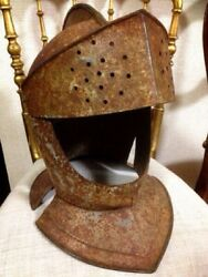 Antique Vintage Around 1600 Spanish Armor Can Be Worn From Japan