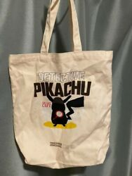 Hi-hat Detective Pikachu Tote Bag Women Special Product From Japan
