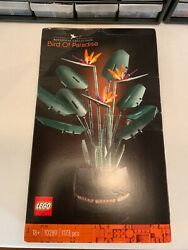 Lego 10289 Bird Of Paradise - Us Seller In Hand