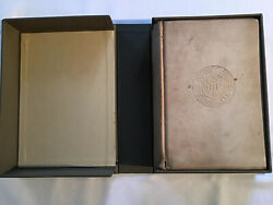 Rare Presentation Binding Wessex Poems By Thomas Hardy 1898 First Edition