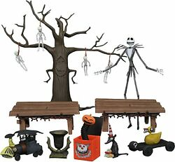 Sdcc 2021 Exclusive Nightmare Before Christmas Action Figure Box Set Preorder