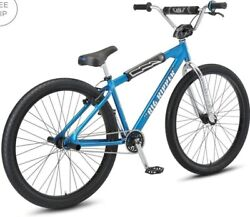 """2021 Se Bikes City Grounds Big Ripper 29"""" Metallic Blue New In Box Ready To Ship"""