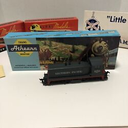 Vintage Athearn Ho Locomotive Southern Pacific Diesel 1150 W/box W/papers Engine