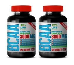 Pre Workout Energy - Premium Bcaa 3000mg - Muscle Boosting Supplement 2b