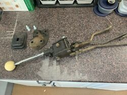 70and039s Hurst Competition Plus Shifter Assembly With Shift Lever And Ball.