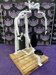 Hoist Pec Fly And Rear Delt. Combo W/swivel Handles - Buyer Pays Shipping