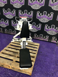 Cybex Advanced Plate Loaded Rear Delt – Extremely Rare - Buyer Pays Shipping