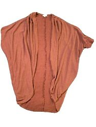NWT Nordstrom Abound Short Sleeve Duster Size L $14.00
