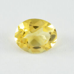 Citrine Faceted 12x16mm Oval 1pc Yellow Websites Loose Gemstone Us