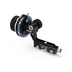 Tilta Ff-t03 Single-sided Dslr Follow Focus Kit Andcrank Handle And Whip For 5d2/5d3