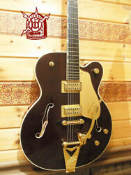 Used Gretsch 6122s Country Classic I 1995 Black Free Shipping
