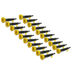 Pack Of 20 Flexible Gas Can Spout Kit For Most Briggs And Stratton And Eagle Can