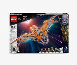 New Lego Marvel The Guardians' Ship 76193 - In-hands Us Seller