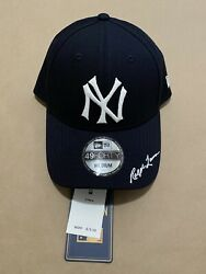Nwt M New York Yankees New Era Navy Polo 49forty Fitted Hat Cap
