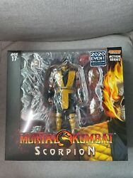 In Stock Storm Collectibles Sdcc 2020 Event Exclusive Scorpion