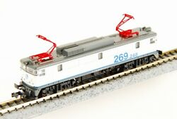 Kato N-scale 137-1305 Renfe 269-248-1 Talgo200 Blanco/gris Made In Japan Rare