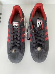 Adidas Superstar 35th Anniversary Red Hot Chili Peppers 2005 Us 9 Sneakers