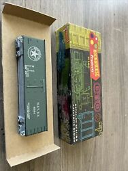 Ho Scale - Houston And Texas H.andt. R.r. 40164 Box Car. Z10