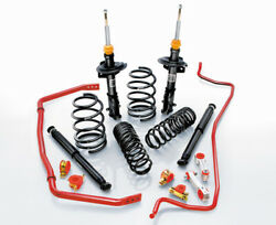 Eibach Springs Dampers And Sway Bars For 2011-14 Ford Mustang Coupe