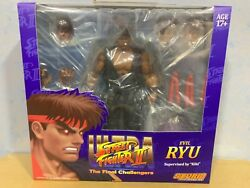 In Stock Ready To Ship Storm Collectibles Street Fighter 2 Evil Ryu