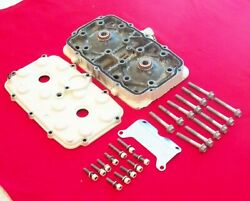 Seadoo Cylinder Heads 1995 95 Sp 580 587 Xp Sp Gti Gts Cover Bolt Freshwater Oem