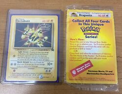 Pokemon Cards From Warner Bros The First Movie Collect All Four