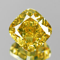 0.62cts Green Yellow 100 Natural Diamond Outstanding Luster ✯clearance Sale✯