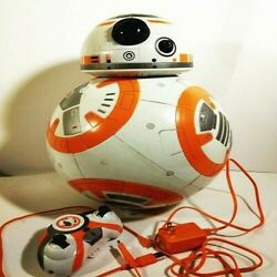 Spin Master Star Wars Bb-8 Hero Droid Fully Interactive Droid