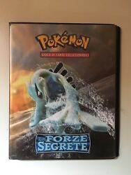 Official Album Card Ex Unseen Forces Cachandeacutee Lugia Ho Oh Binder Ultra Pro Vintage