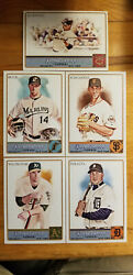 2011 Topps Allen And Ginter Short Prints Sp You Pick Choice