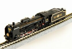 Kato N-scale 2016-2 D51 498 Orient Express'88 Steam Locomotive Made In Japan