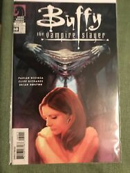 Buffy The Vampire Slayer 60 A Stake To The Heart 1 Of 4 Dark Horse
