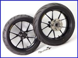 2006 749r Genuine Marchesini Aluminum Forged Light Weight Wheel Front Rear Yyy