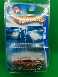 Hot Wheels K-mart Mail-in Red Heavy Chevy With Real Riders And Protecto Pack
