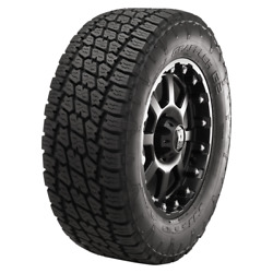 G2 295/70r18b 116s Nitto Four Tires