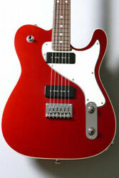 Moon Rm Dx Candy Apple Red/r Cr Electric Guitar