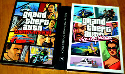 Play Station 2 Game Grand Theft Auto Double Pack Liberty City Vice City Ps2 Vgc