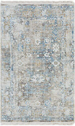 Surya Updated Traditional Solar 5and039 X 7and0396 Rectangle Area Rugs Sor2307-576