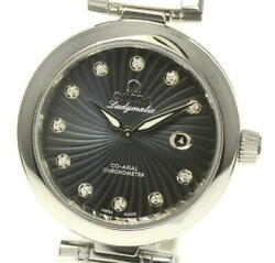 Omega De Ville Ladymatic 425.30.34.20.51.001 Co-axial 11p At Ladies_553704
